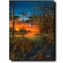 "Duck Print ""Day to Remember"" | Jim Hansel | JHdaytoremember"