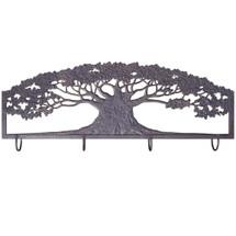 Tree Metal Wall Art Coat Rack | Painted Sky | PSWHAM-TR
