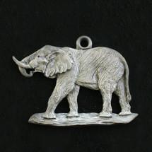 Elephant Pewter Ornament | Andy Schumann | SCHMC122147