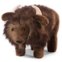 "Friendly Footstools ""Billy Buffalo"" 