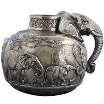 Elephant Safari Vase | Unicorn Studios