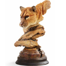 "Cougar Sculpture ""Catamount"" 