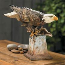 "Eagle Sculpture ""Free Reign"" | Mill Creek Studios | 6567411932"