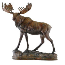 Moose Gentle Giant Sculpture