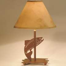 Fish Desk Lamp | Colorado Dallas | CDLD05RFRSH2150