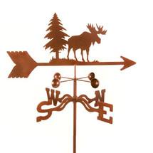 Moose Weathervane | EZ Vane | ezvmoose