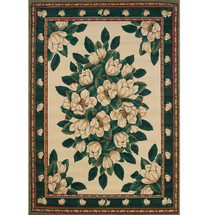 Magnolia Cream Area Rug | United Weavers