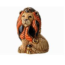 Barbary Lion Ceramic Figurine | De Rosa | Rinconada