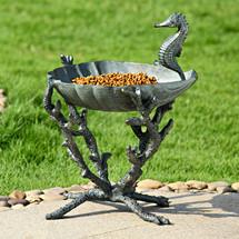 Seahorse  Bird feeder | 34272 | SPI Home