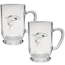 Shark Coffee Mug Set of 2 | Heritage Pewter | HPICM3350CL