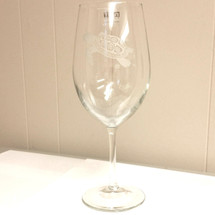 Sea Turtle AP Large Wine Glass Set of 4