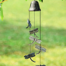 Swooping Dragonfly Wind Chime | 50840 | SPI Home -2