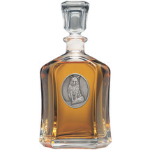 Fox Decanter | Heritage Pewter | CPT246