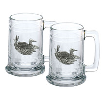 Loon Stein Set | Heritage Pewter