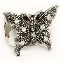 Butterfly Ring | La Contessa Jewelry | Mary DeMarco