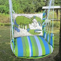 Lobster Hammock Chair Swing | Magnolia Casual | BBRR619-SP -2