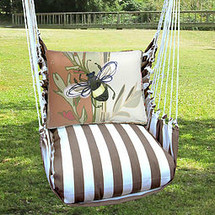 Bee Hammock Chair Swing | Magnolia Casual | SCRR614-SP -2