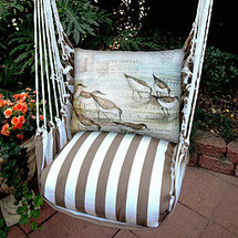 Sea Bird Hammock Chair Swing | Magnolia Casual | SCWSB-SP -2