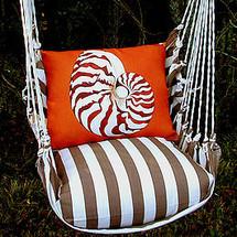 Nautilus Shell Hammock Chair Swing | Magnolia Casual | SCCHNL-SP -2