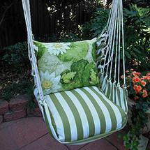 Frog Lilypad Hammock Chair Swing | Magnolia Casual | SPFOLP-SP -2