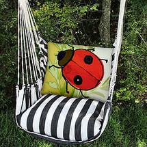 Ladybug Hammock Chair Swing | Magnolia Casual | TBRLB-SP -2