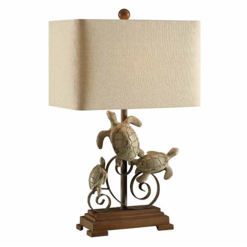Sea Lamps: Turtle Table Lamp