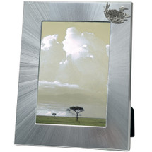 Loon 5x7 Photo Frame | Heritage Pewter | HPIFR3120LG