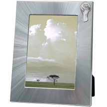 Manatee 5x7 Photo Frame | Heritage Pewter | HPIFR3099LG