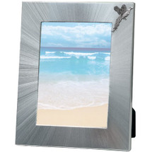Pheasant 5x7 Photo Frame | Heritage Pewter | HPIFR715LG