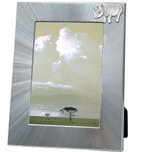 Rhino 5x7 Photo Frame | Heritage Pewter | HPIFR736LG