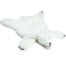 White Bear Large Plush Rug | Carstens