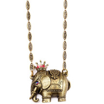 Elephant Necklace  | La Contessa Jewelry | Mary DeMarco | NK9406