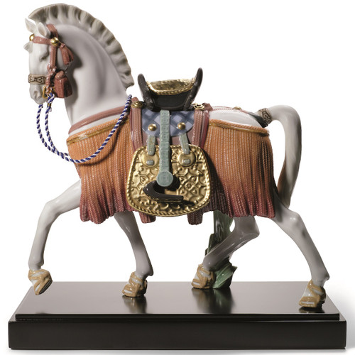 White Horse of Hope Porcelain Figurine | Lladro | 1008577