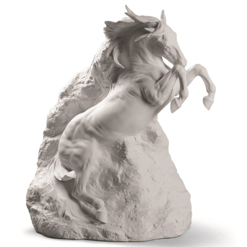 "Horse Porcelain Figurine ""Unbreakable Spirit"" | Lladro | 1008762"