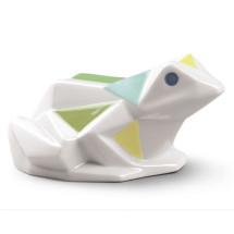 Origami Frog Porcelain Figurine | Lladro | LLA01009266