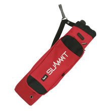 Summit Meridian 3 Tube Clip on Quiver - Red