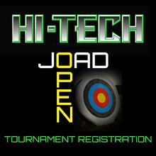 Hi-Tech Archery JOAD Open Tournament Registration