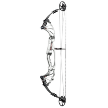 Hoyt Prevail Compound Bow - Silver Ice (Matte Finish)