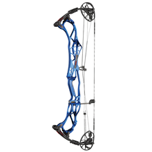 Hoyt Pro Force Compound Bow - Blue (Polish Finish)