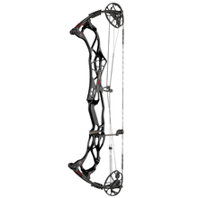 Hoyt Pro Force Compound Bow - Jet Black (Polished Finish)