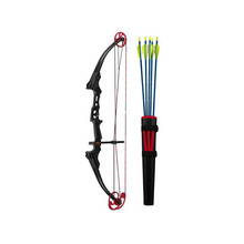 Genesis Mini Bow Kit - Black/Red