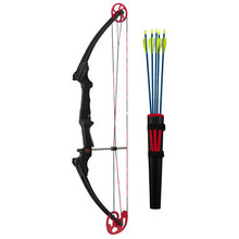 Genesis Orignial Bow Kit - Black/Red