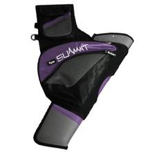Summit Elite Tournament Quiver - Purple