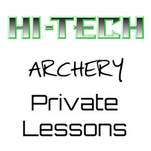 Hi-Tech Private Archery Lesson
