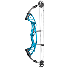 Hoyt Prevail FX Compound Bow - Teal (Matte Finish)