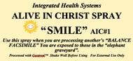 Alive in Christ SMILE Spray 8 oz