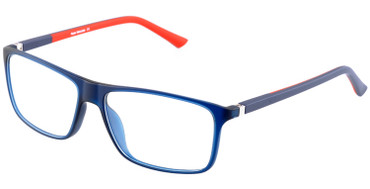 1. Red Blue