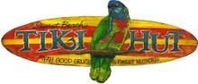 Tiki Hut Tropical Sign - Custom