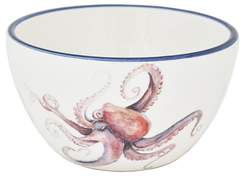 Octopus Dessert Bowls  - Set of 6