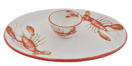 Lobster Large Oval Platter